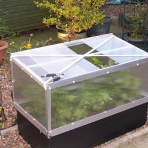 Cold Frame for Raised Bed