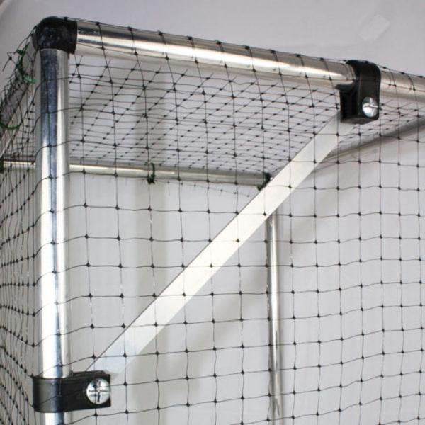 Corner Brace for Fruit Cage