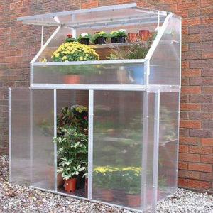 Easy Access Mini Greenhouse