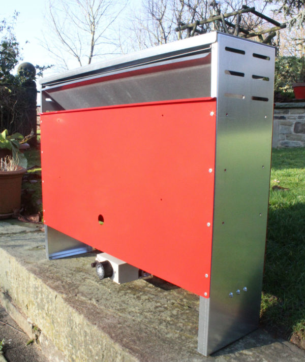 Shilton 6.0kW Gas Greenhouse Heater by Hotbox Heaters